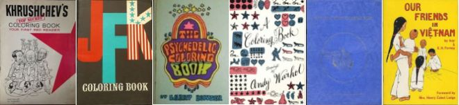 Collectible Adult Coloring Books