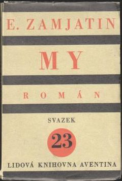 """My Roman"" by E. Zamjatin"