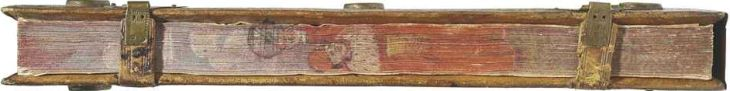Pillone Library fore-edge by Vacello