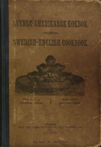 Swedish English Cookbook