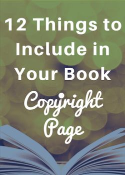 """Post image for Copyright Page or """"Confusion Page of Anomalies"""""""
