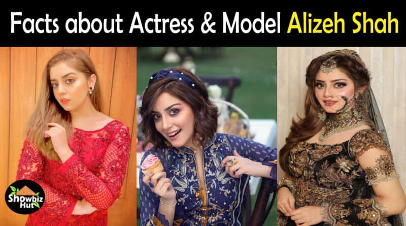 Alizeh Shah Pakistani Actress