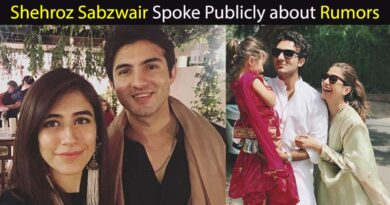 syra and shehroz separation