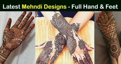 bridal mehndi designs 2021