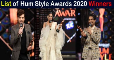 HUm style awards 2020 winners