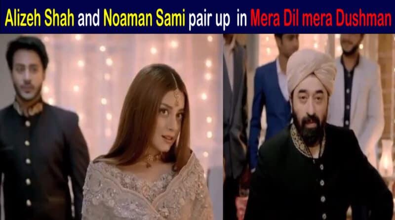 alizeh shah and Noaman Sami