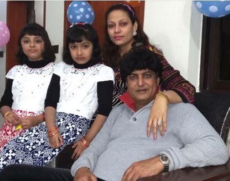 khalil ur rehman qamar family