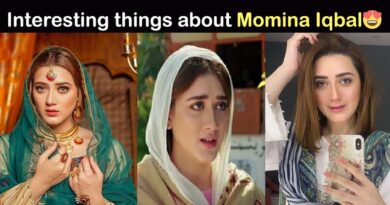 Momina Iqbal Biography