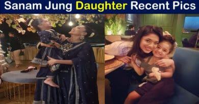 sanam jung daughter