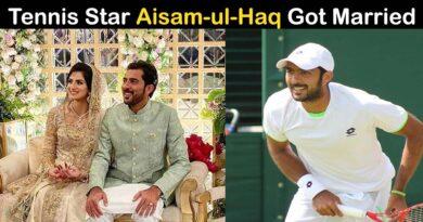 aisam-ul-haq qureshi wedding pics