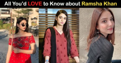 ramsha khan biography