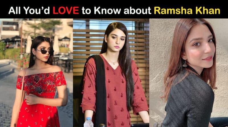 ramsha khan biography
