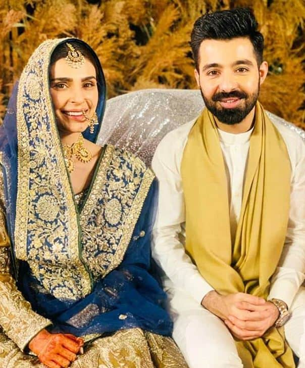 Pakistani Actresses Who Got Married in 2020