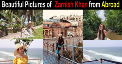 zarnish khan pictures