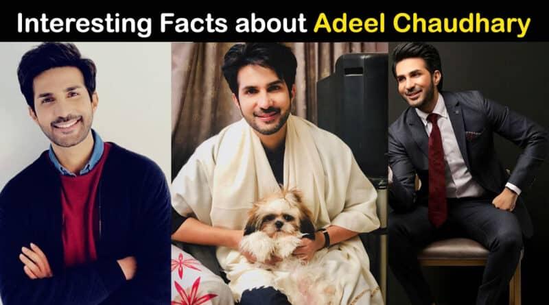 adeel chaudhary biography