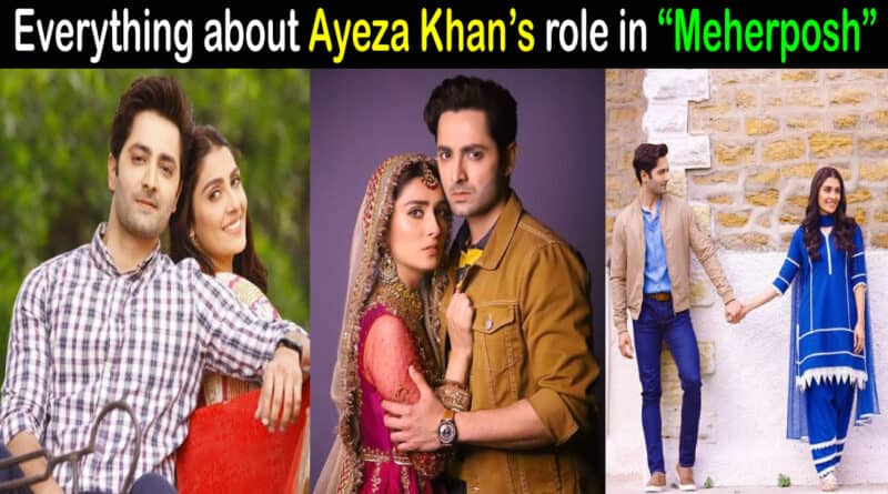 ayeza khan drama meherposh