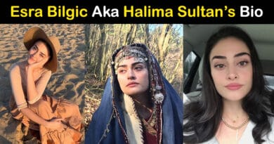 esra bilgic halima sultan biography
