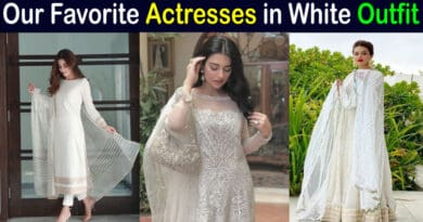 pakistani actresses in white