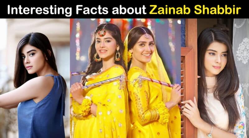 zainab shabbir biography