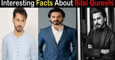 bilal qureshi biography