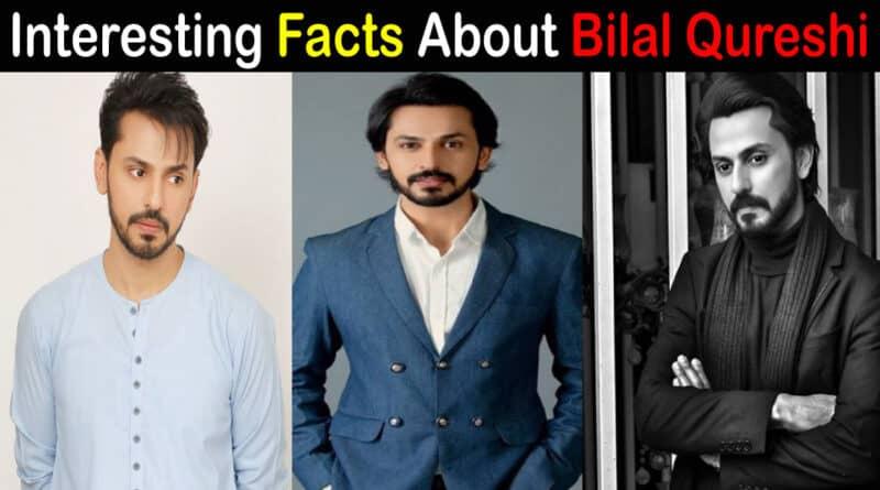 bilal qureshi biography