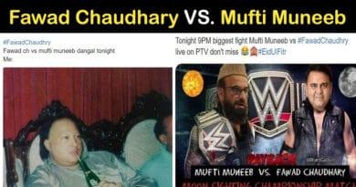 fawad chaudhry memes