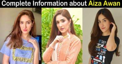 Aiza awan biography
