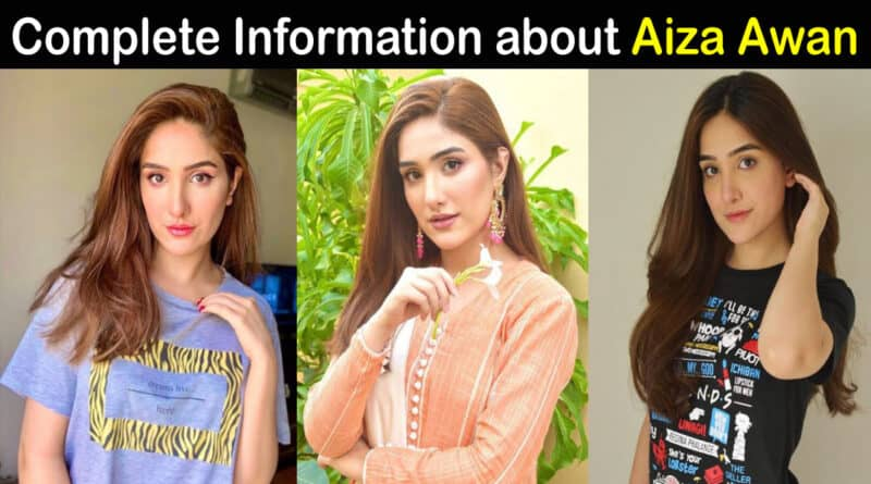 Aiza awan biography