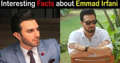 emmad irfani biography
