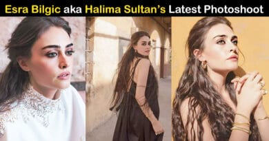 esra bilgic halima sultan photoshoot