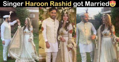 haroon rashid wedding pics