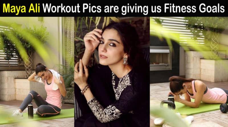 maya ali fitness
