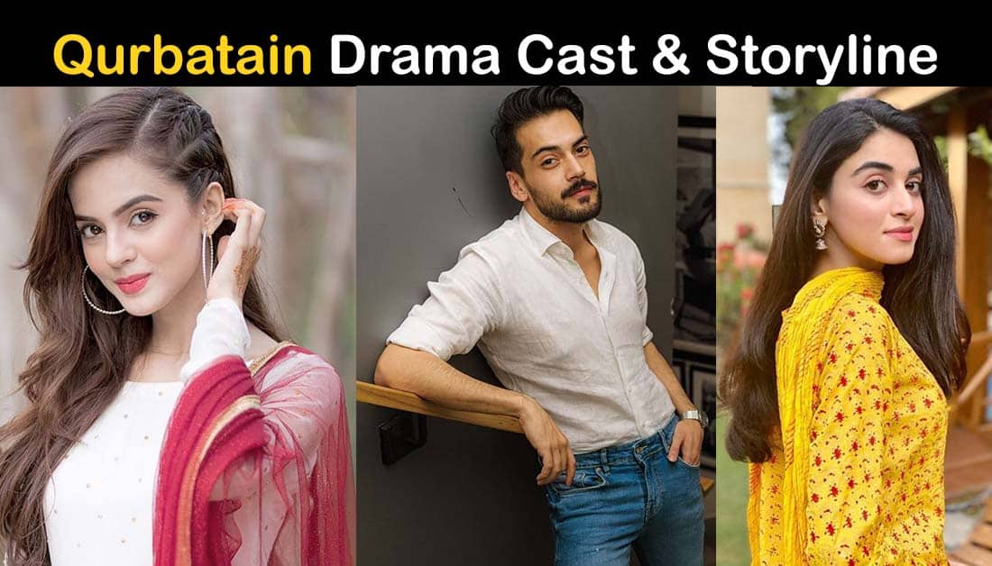 Qurbatain Drama Cast, Timing and Story