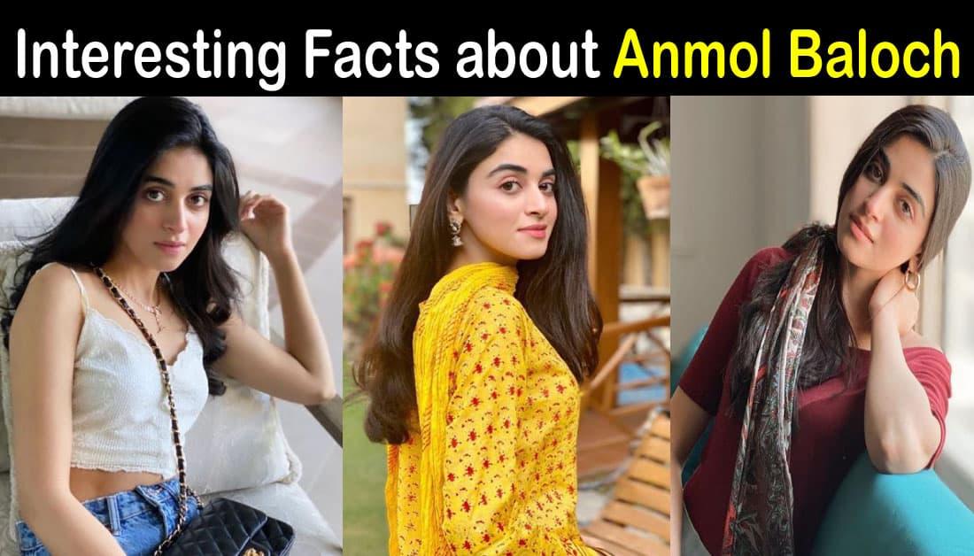 Anmol Baloch Biography – Age-Education-Sister-Family-Dramas-Pics