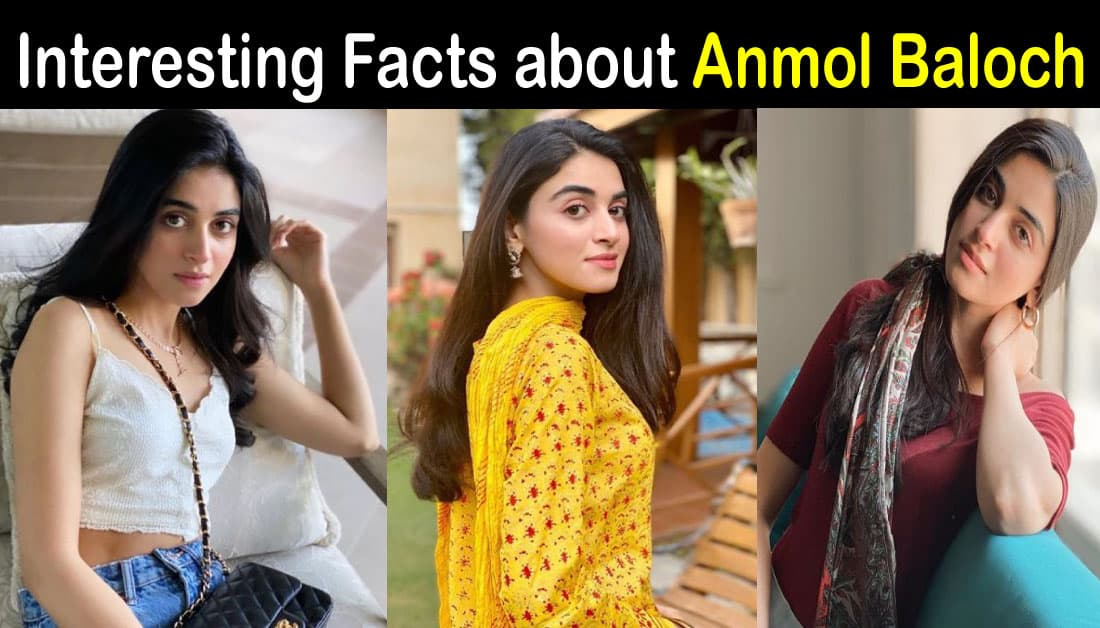 Anmol Baloch Biography – Age-Education-Sister-Family-Dramas-Pics