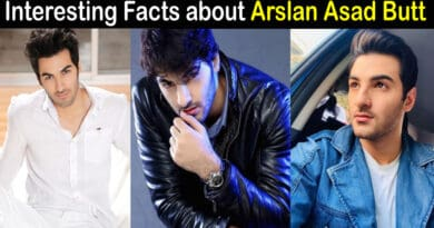 arslan asad butt biography