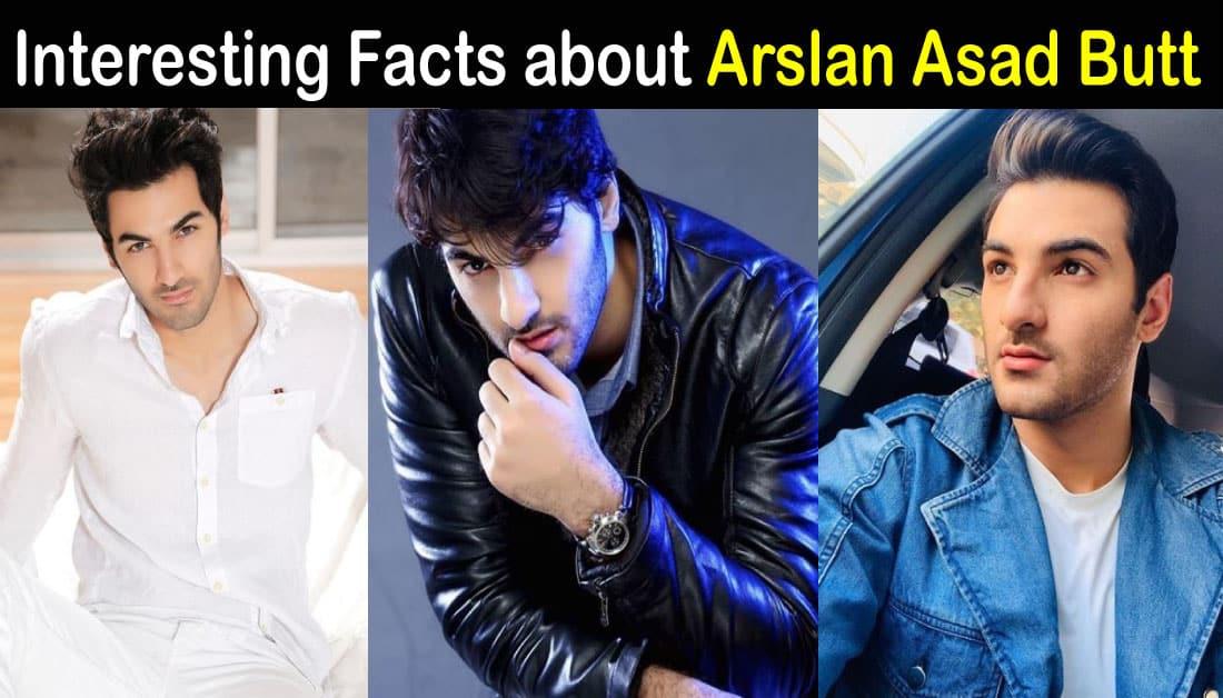 Arslan Asad Butt Biography – Age-Education-Wife-Dramas-Pics