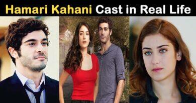 hamari kahani drama cast