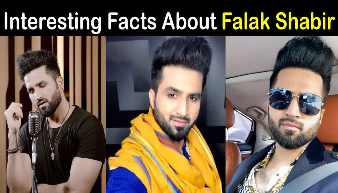 Falak Shabir Biography – Age – Education – Wife – Family – Career – Pics