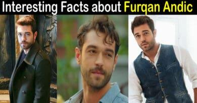 furkan andic biography