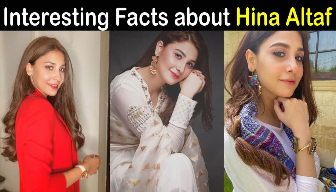 Hina Altaf Biography – Age-Education-Husband-Dramas