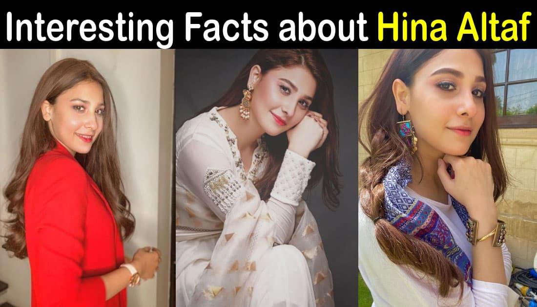 Hina Altaf Biography – Age-Education-Husband-Dramas