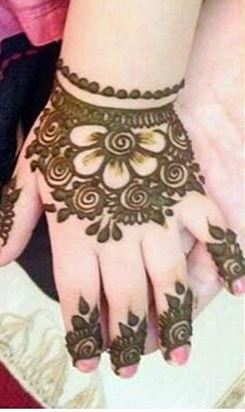 Cute And Easy Mehndi Designs For Kids For All Occasions Showbiz Hut,Wood Design And Technology Projects For Secondary School