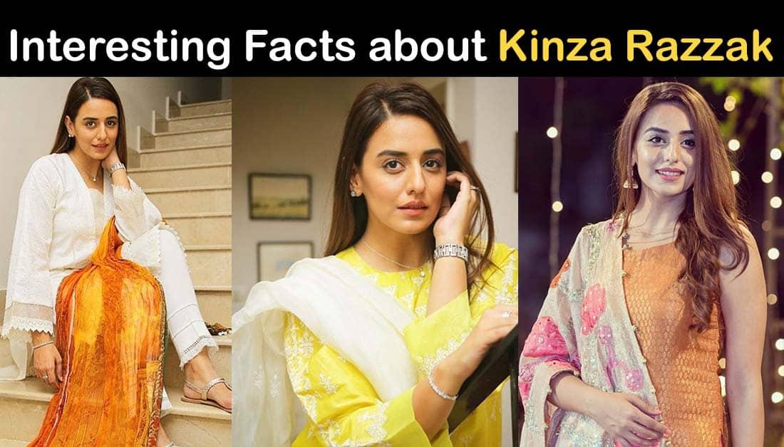 Kinza Razzak Biography – Age – Education – Family – Dramas – Pics