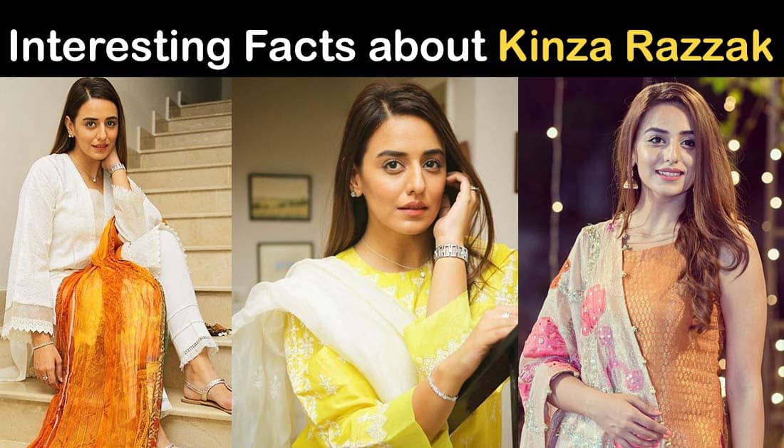 Kinza Razzak Biography – Age – Education – Family – Dramas – Pics