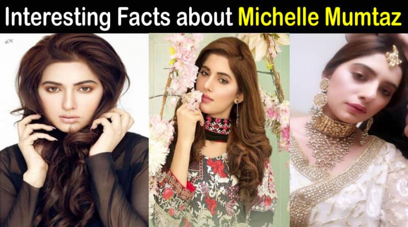 michelle mumtaz biography