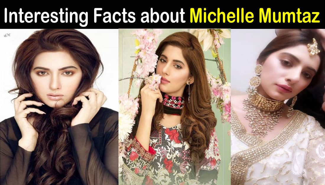 Michelle Mumtaz Biography – Age-Education-Husband-Dramas-Pictures