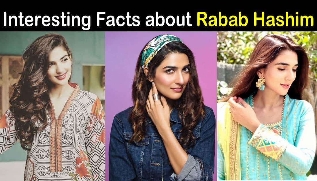 Rabab Hashim Biography – Age-Education-Family-Dramas-Pictures