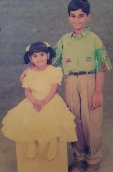 rabab hashim childhood pictures