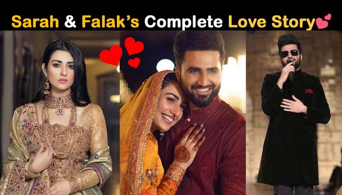 Sarah Khan and Falak Shabir Love Story – How Falak fell in Love with Sarah!    Showbiz Hut